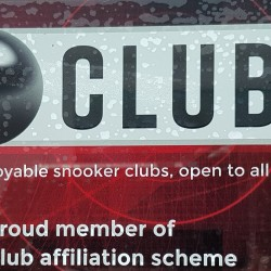 Good News Snooker players!