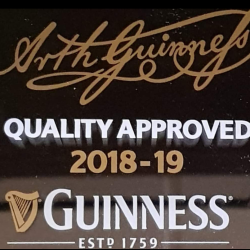 Guinness Accreditation