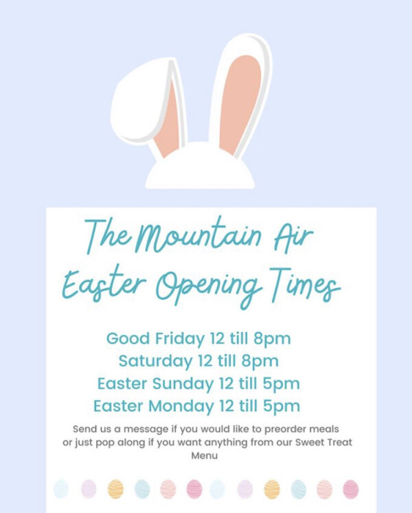 Easter Weekend at The Mount