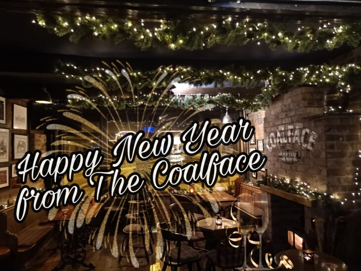 Happy New Year from The Coalface