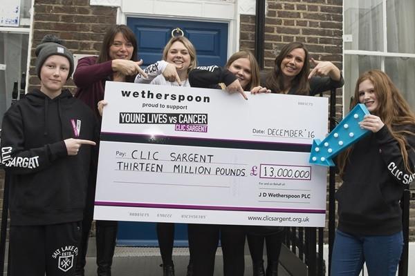 £13 million raised