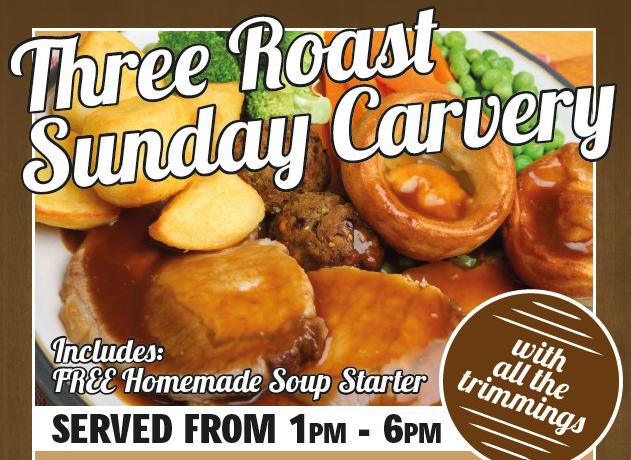 Boars Head Sunday Carvery