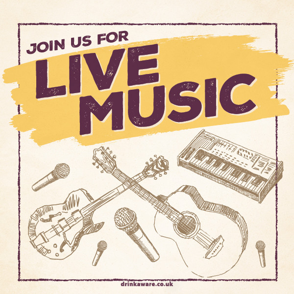 Live Music H5 9th March