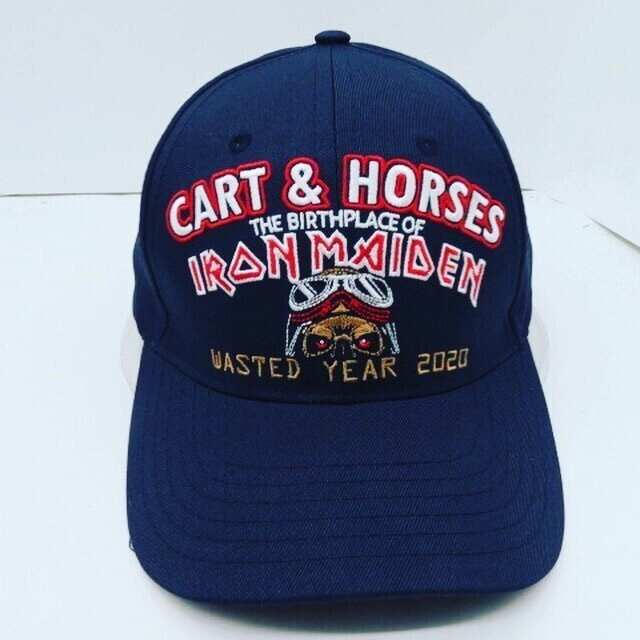 Cart & Horses new baseball hat!