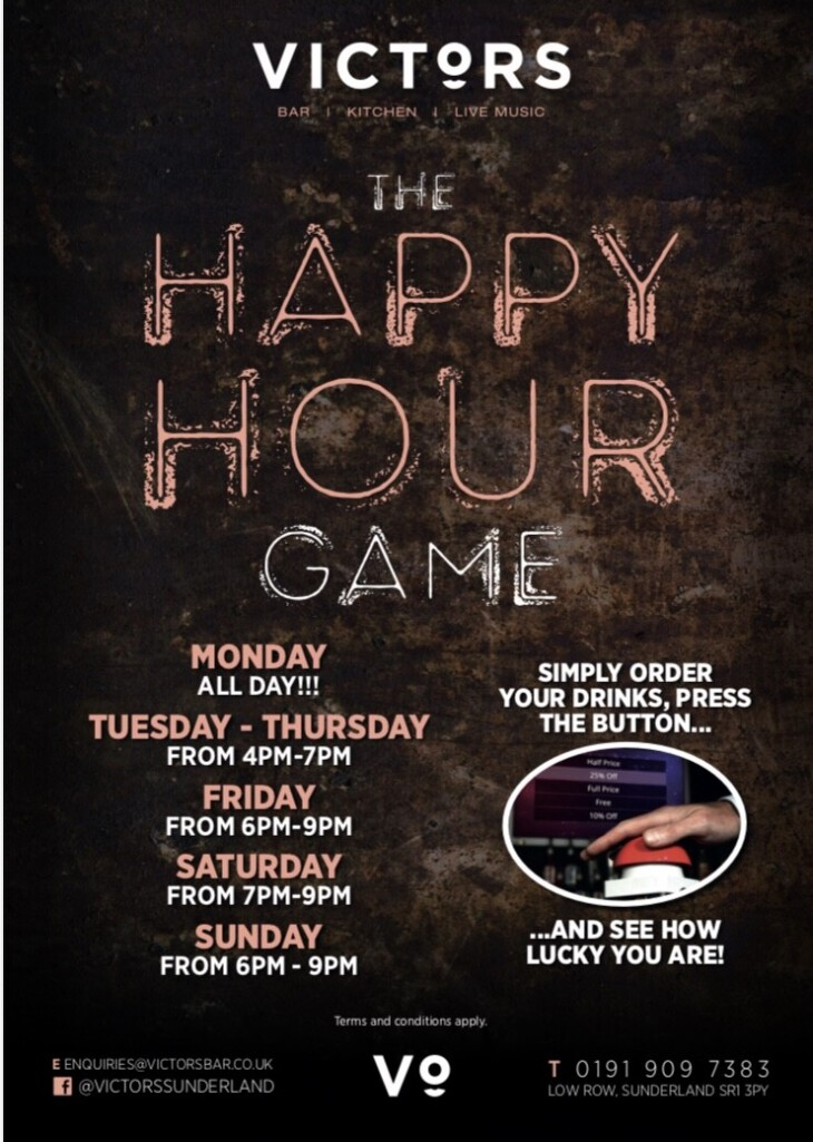 New Happy Hour