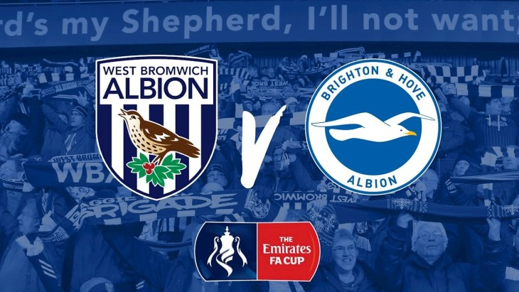 West Brom Vs Brighton Live!