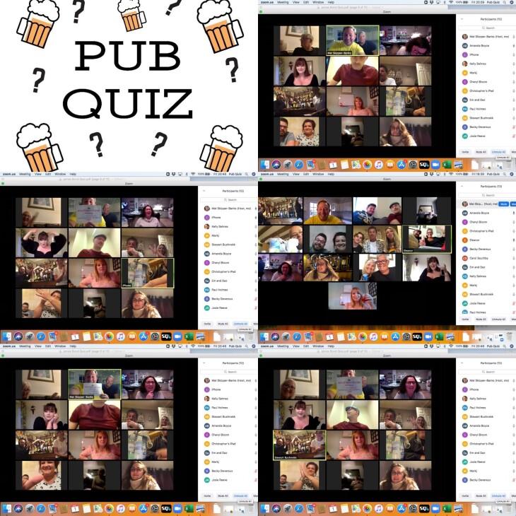 Last Friday's Online Quiz