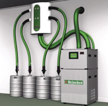 Heineken Smart Dispense
