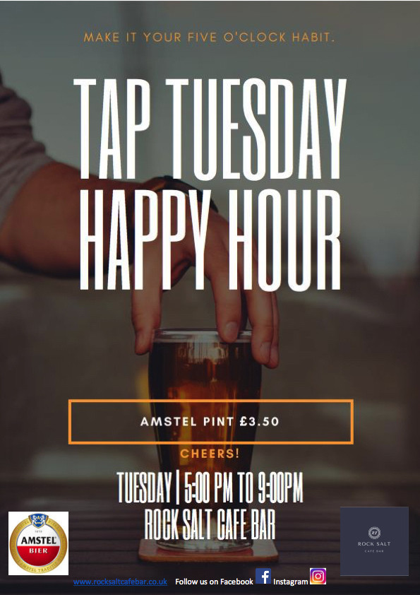 Tap Tuesday