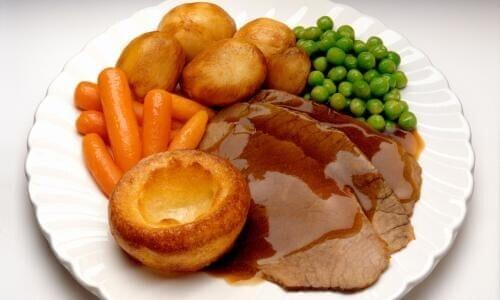 Sunday Roasts are back on the menu
