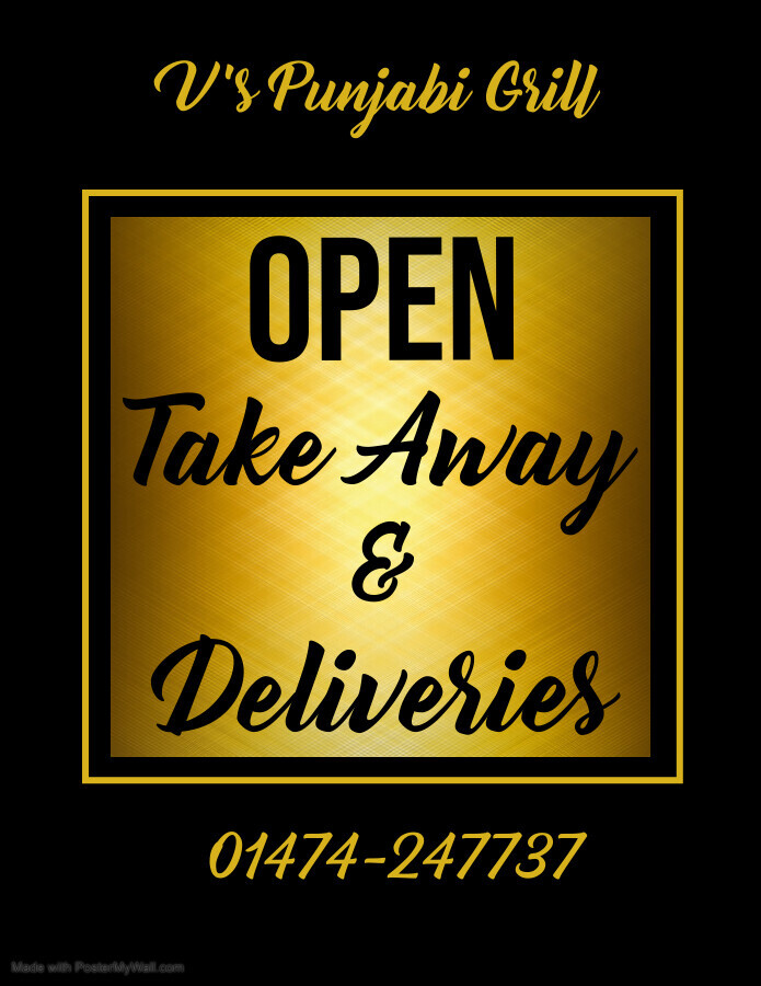 Take Away & Deliveries