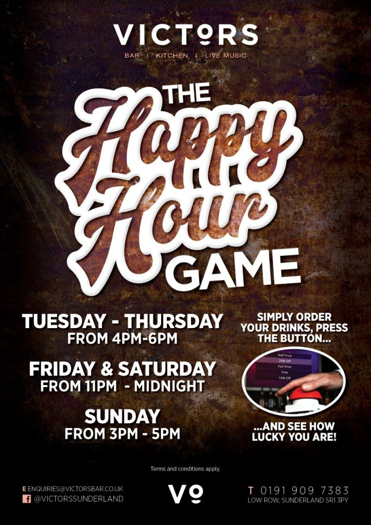 Happy Hour Game!