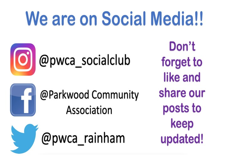 Social Media - follow us Now!