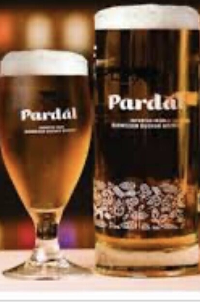 Pardal Czech lager is now available!