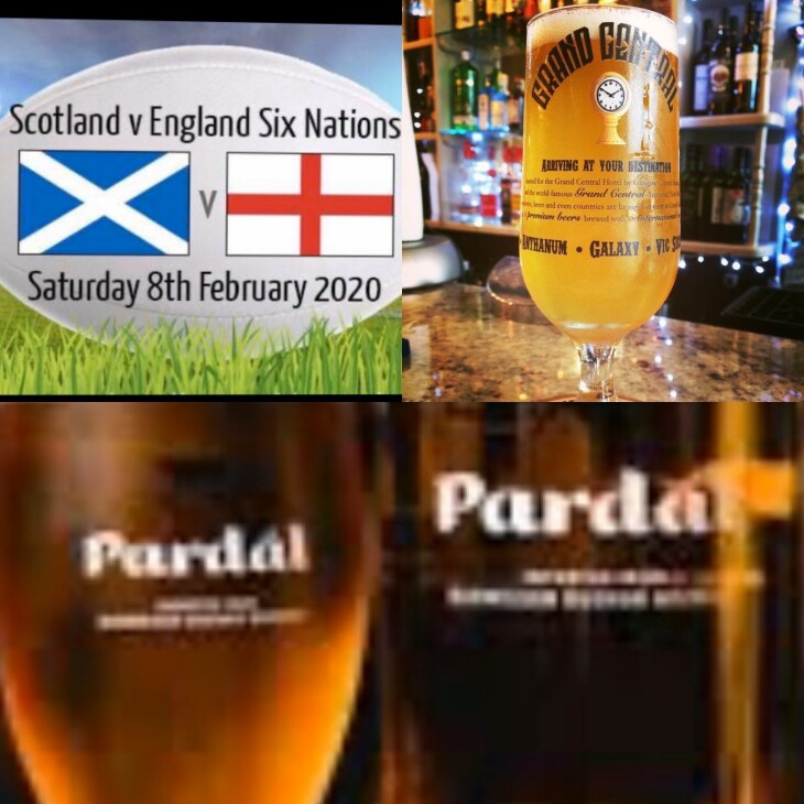 England vs Scotland Six Nations
