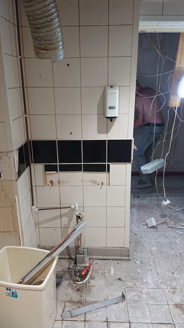 Toilets No More