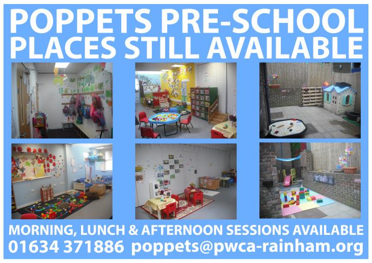 POPPETS PRE-SCHOOL