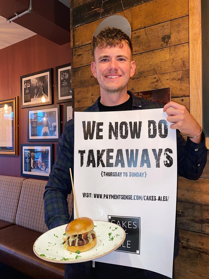 Cakes & Ale Takeaway & Delivery
