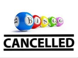Bingo Postponements