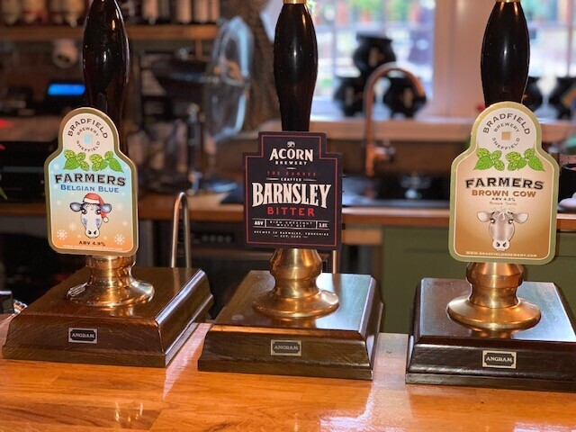New Range of Real Ale