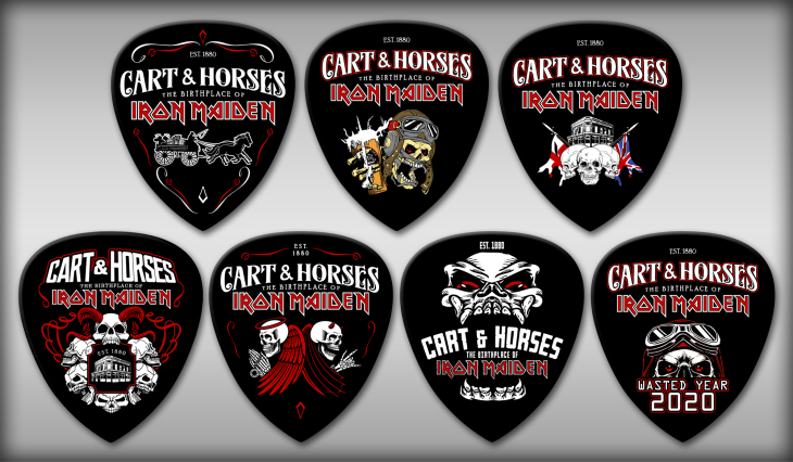 Cart & Horses Guitar Picks