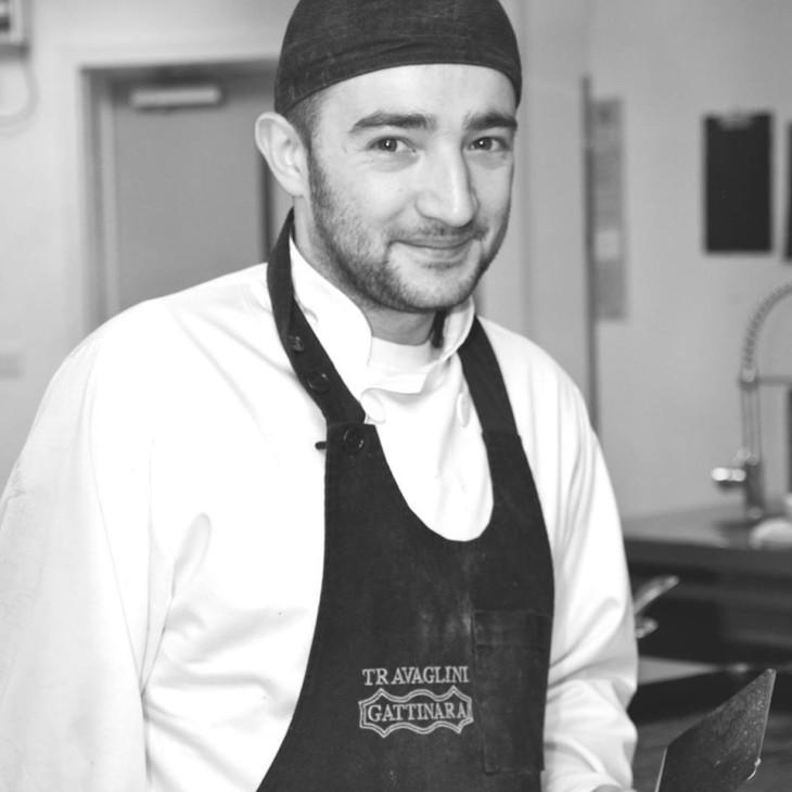 Meet our New Chef - Stefano Sanna