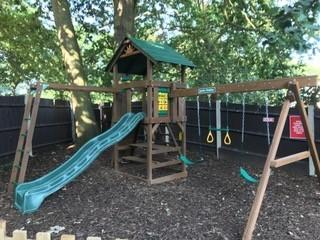 NOW OPEN - CHILDREN'S PLAY AREA