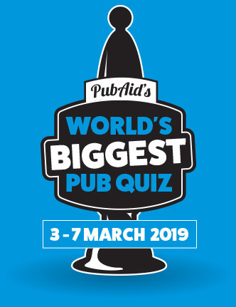 The World's Biggest Pub Quiz 2019