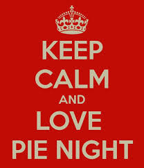 Pie Night!