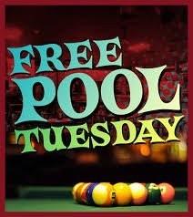 Free Pool!