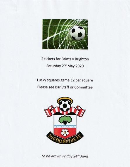 Saints v Brighton tickets