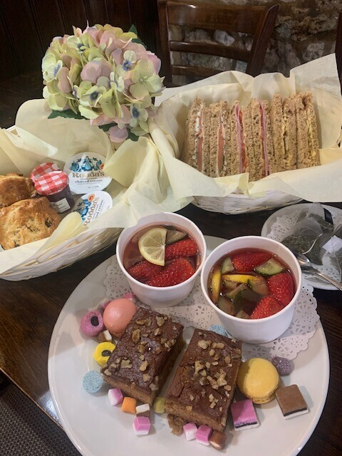 Mothers Day Afternoon Tea Takeaway