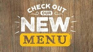 New Menu is here!