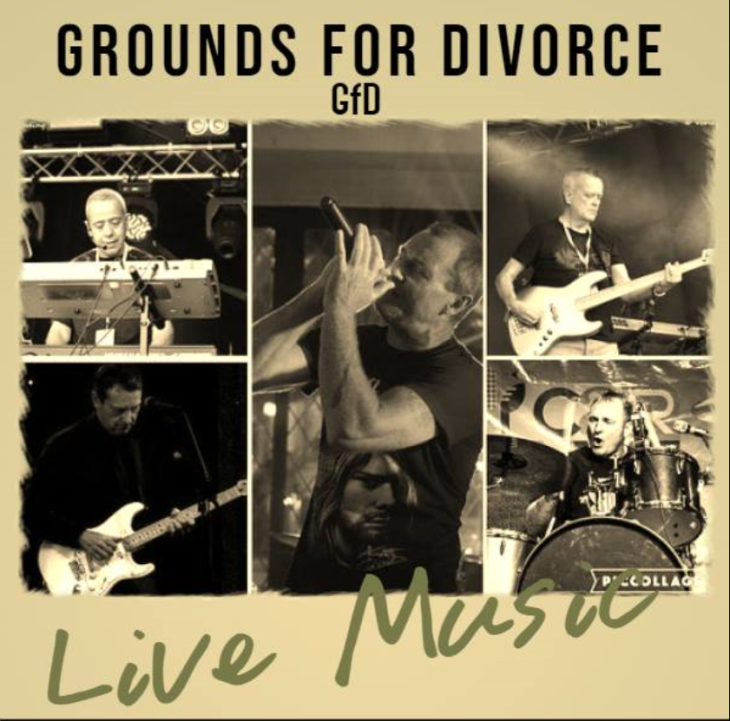Grounds for Divorce - Friday, 19 July