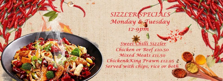 Sizzler Special