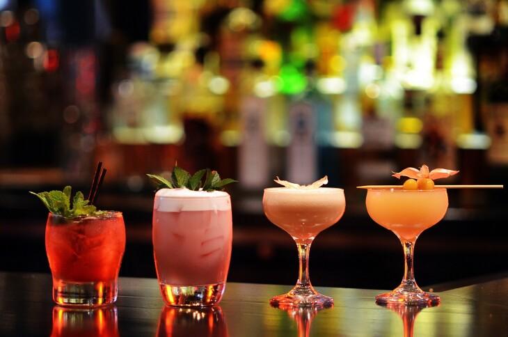 New Range of Cocktails