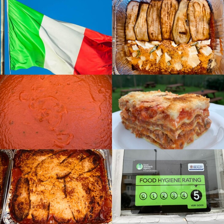 This weeks Italian!