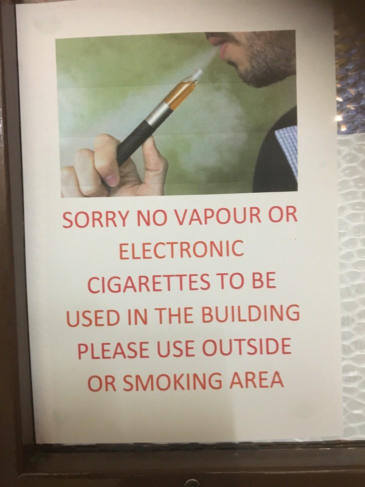 Vapours & Electronic Cigarettes