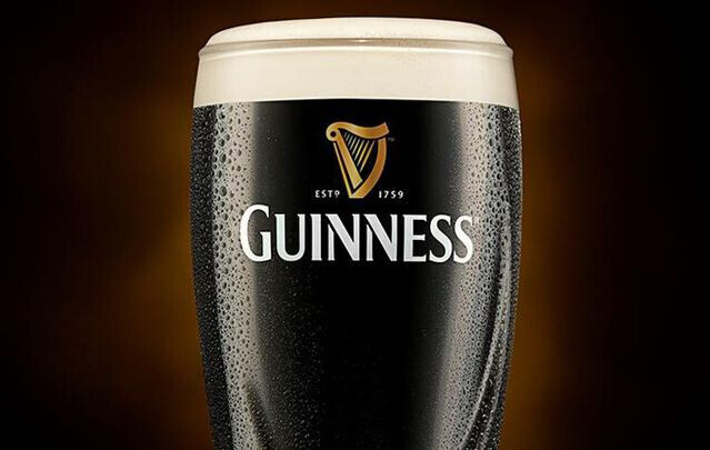 Guinness now on tap!
