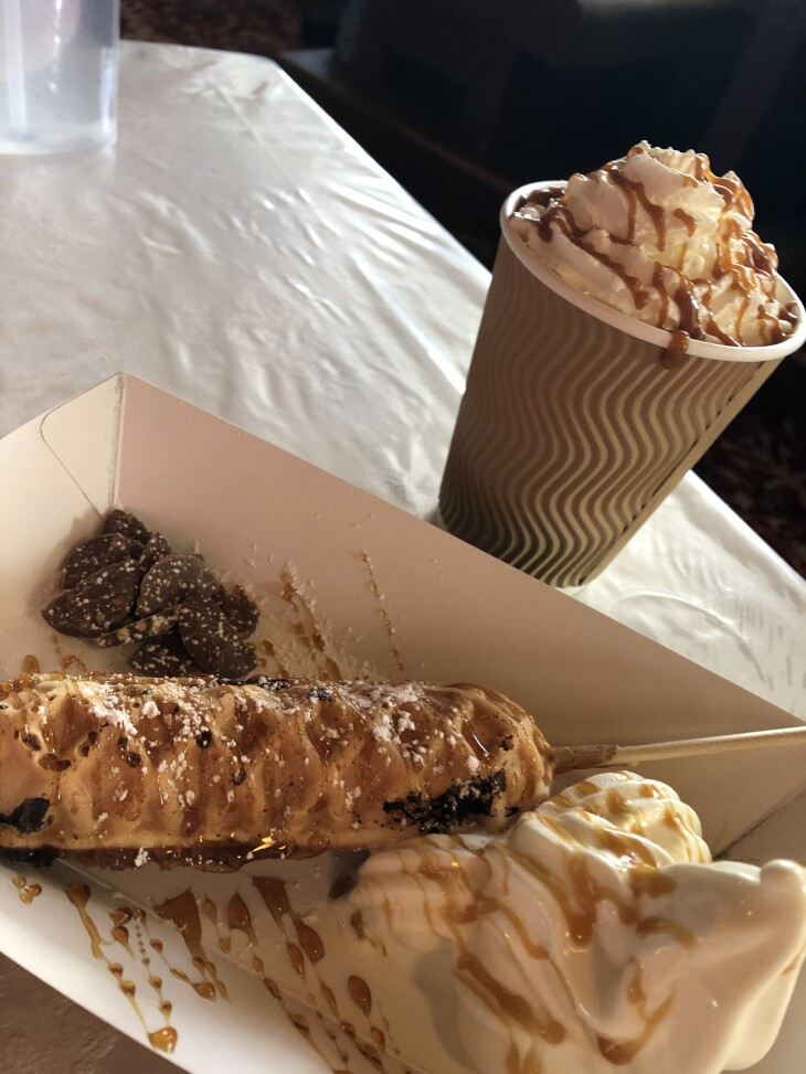 NEW Waffle Lollys's Have Arrived