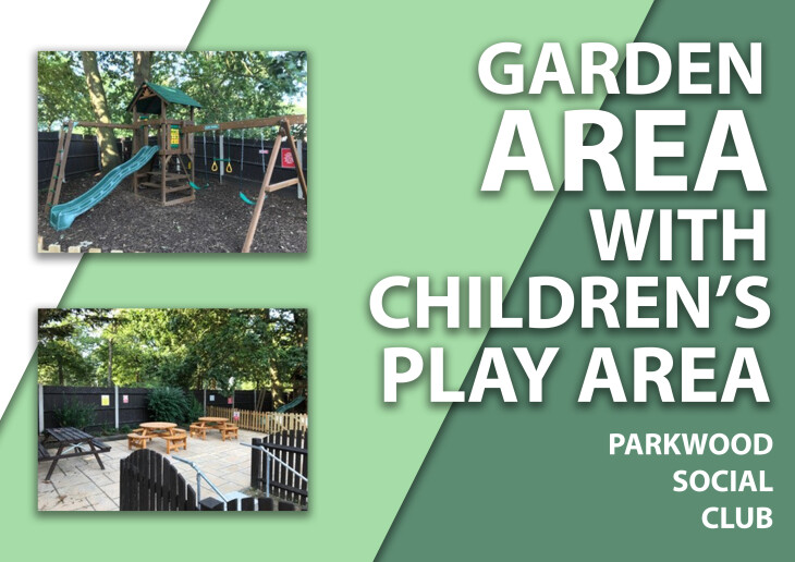 Garden & Children's Play Area