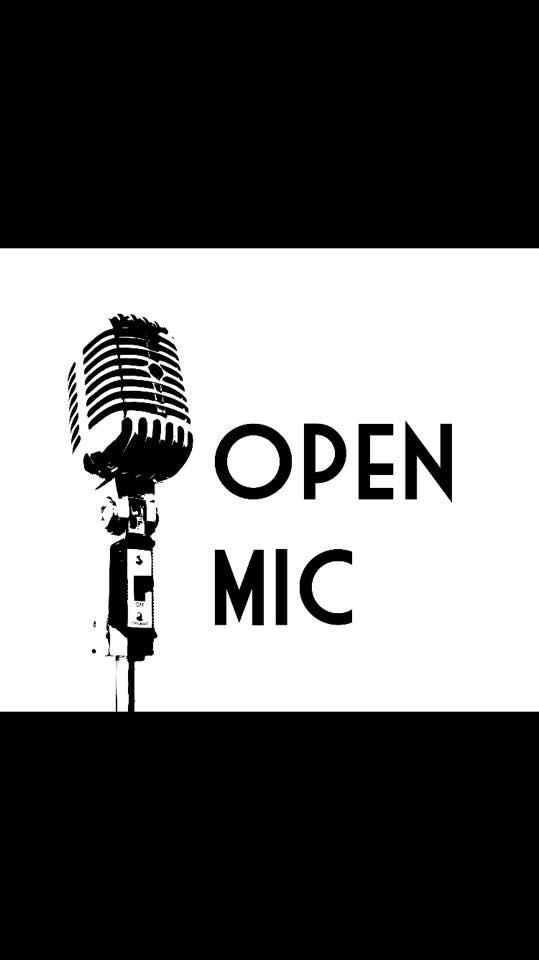 Original Open Mic Night @ 9pm
