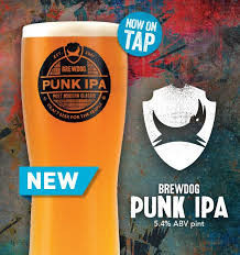 Punk IPA Now Available on Draught