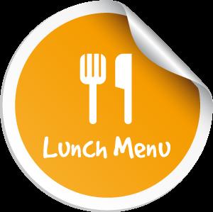 ****New Lunch Menu****