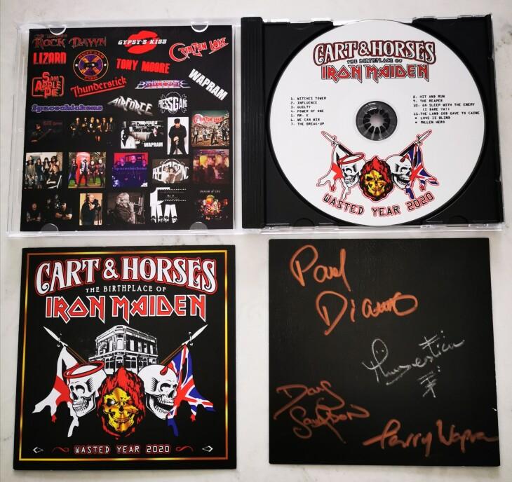 CArt & Horses WY 2020 Album