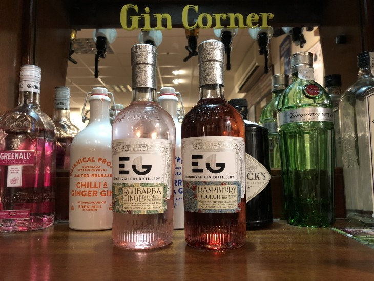 NEW GIN FLAVOURS
