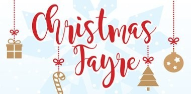 Xmas Fayre bookings now being taken