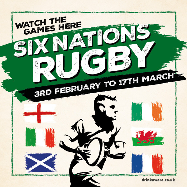 Six Nations 4th February - 17th March
