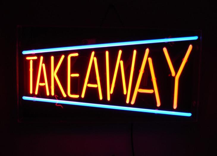 **Takeaway Service**