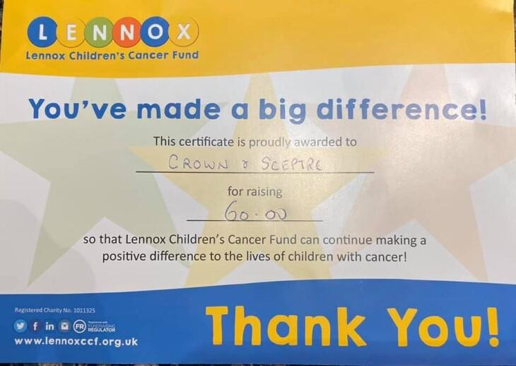 Lennox Children's Charity